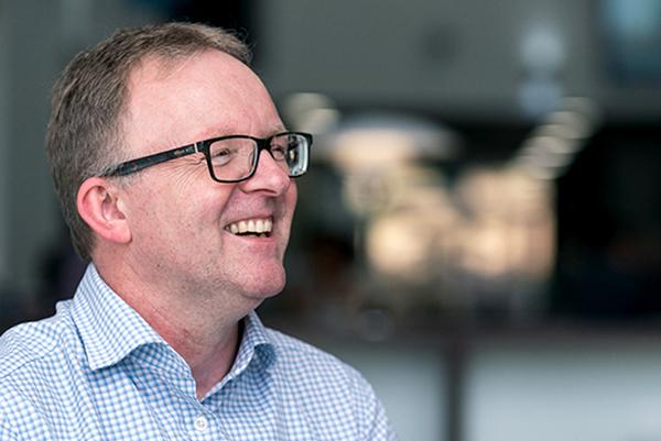 Ian Rippin CEO